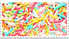 Sprinkles stamp by Catatombi