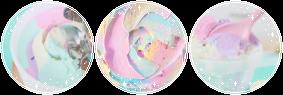 Rainbow icecream by DaytimeDeer