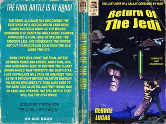 Return Of The Jedi - ACE Edition by Johnny-Radar