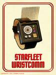 Starfleet Wristcomm