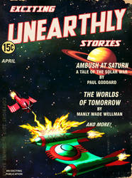 Unearthly Stories - April 1933