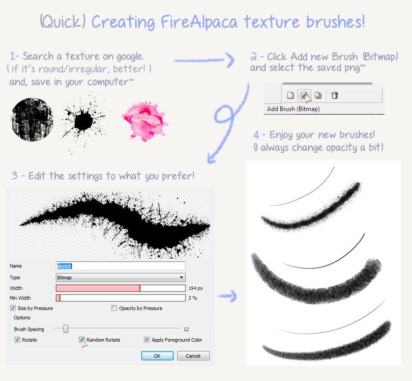 How To Download Your Own Medibang Paint Brushes