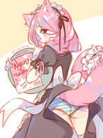 [+Video] Maid Day by Hyan-Doodles