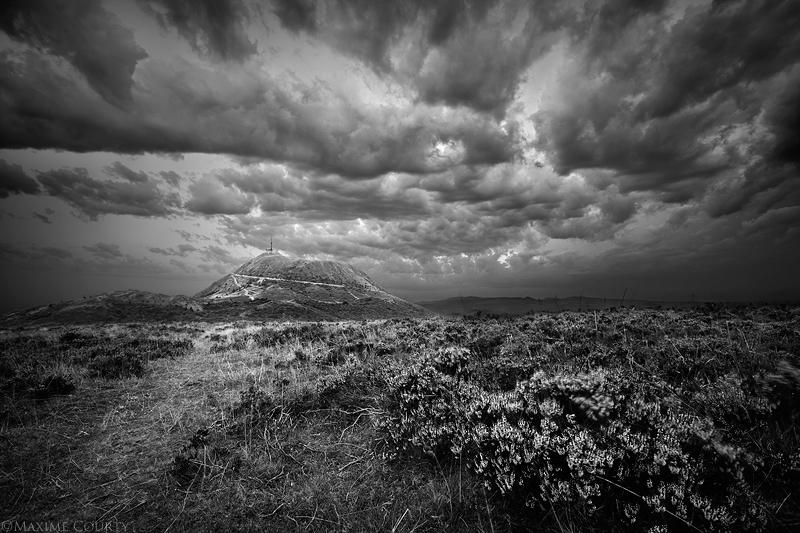 Dramatic summer sky by MaximeCourty