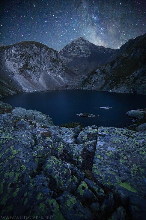 The Dark Lake by MaximeCourty