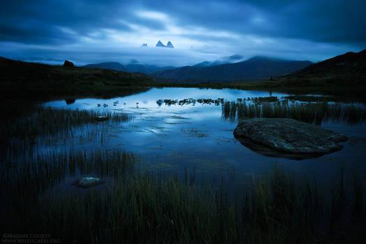 Guichard Lake I : the Darkness
