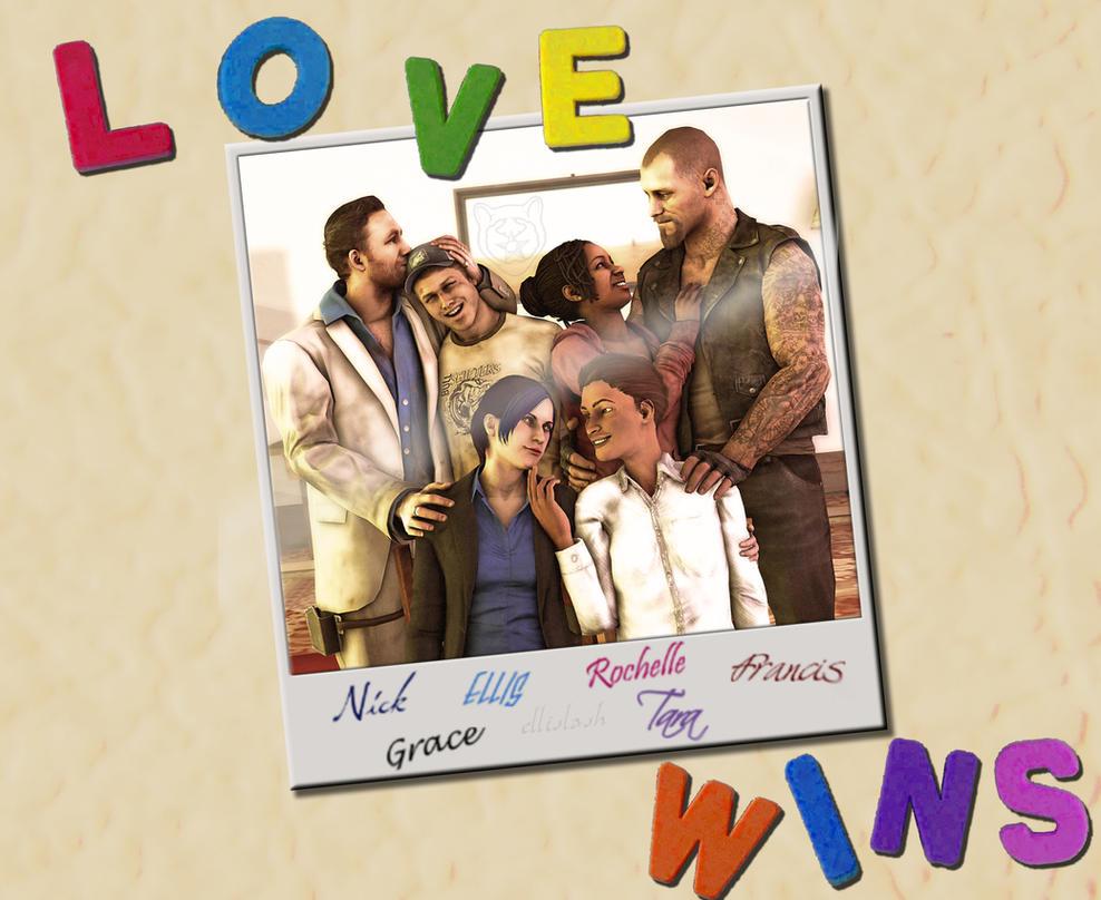 Love Wins by Ellislash