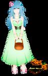 PumpkinOnline :: Dahlia Gardner