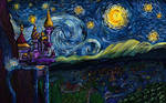 A Starry Night in Equestria