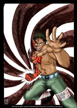 Manga Battle Scars - Color