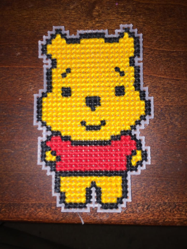 Cutie Pooh by Cristiaso