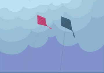 Sky--kite by xytonmoy