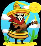 Guitarrista mexicano