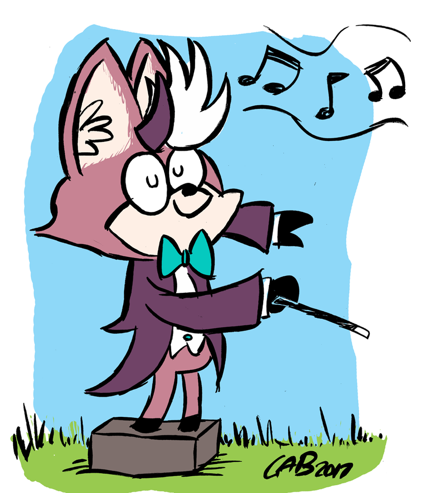 Making music by bakertoons