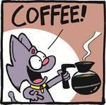 Kickstarter reward highlight: COFFEE magnet