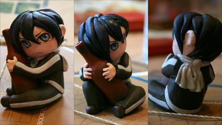 Noragami Yato handmade Chibi Figure