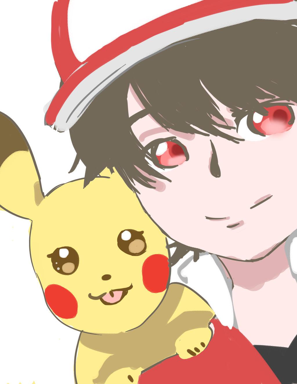 Pokemon Doodle~ by pyonworks