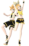 Vocalonation Rin and Len