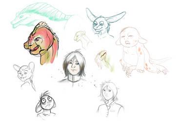 Sketchdump by vpf
