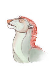 prehistoric stare by vpf