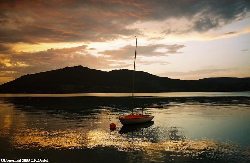 Attersee Sunset by co22