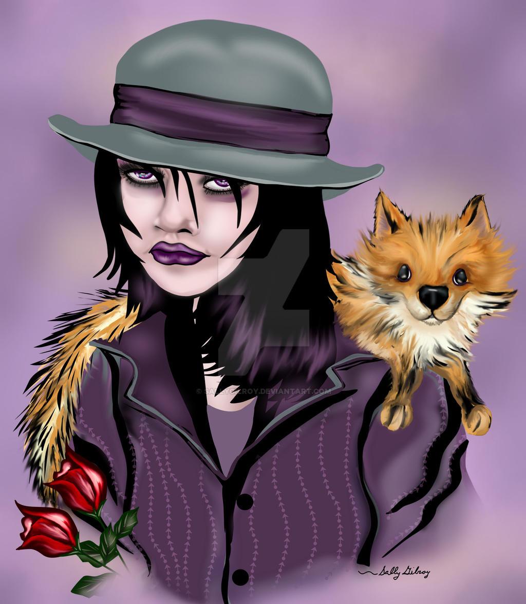 EV Gothic Lolita SGG by sallygilroy