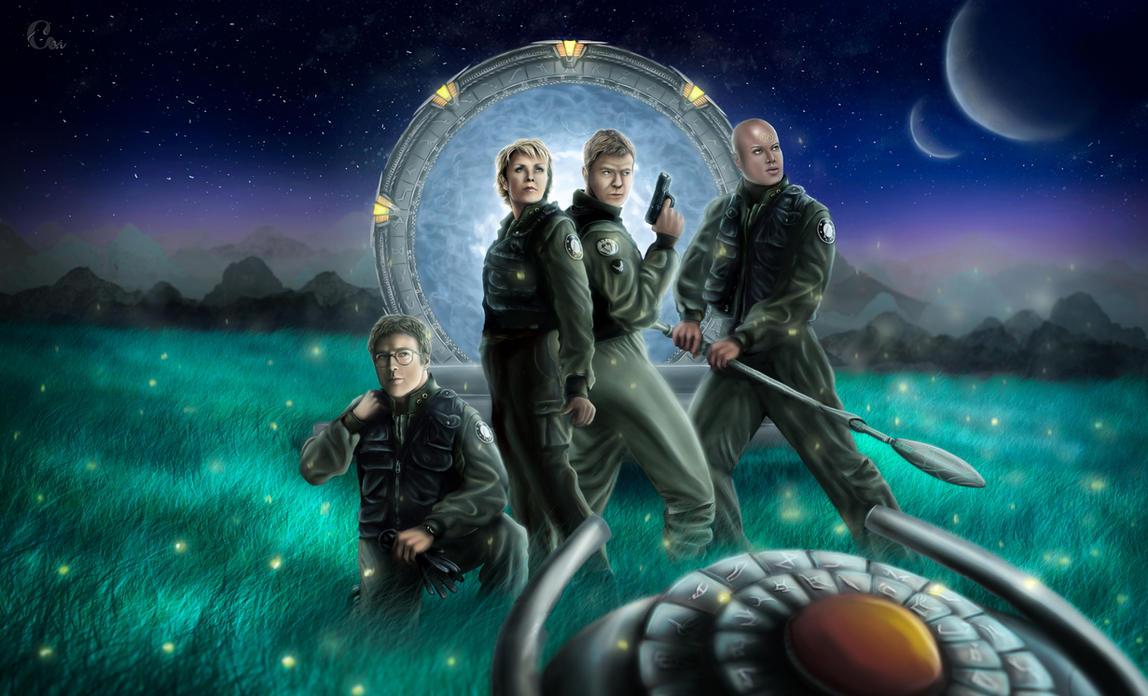 The SG1 by Elenaldarine
