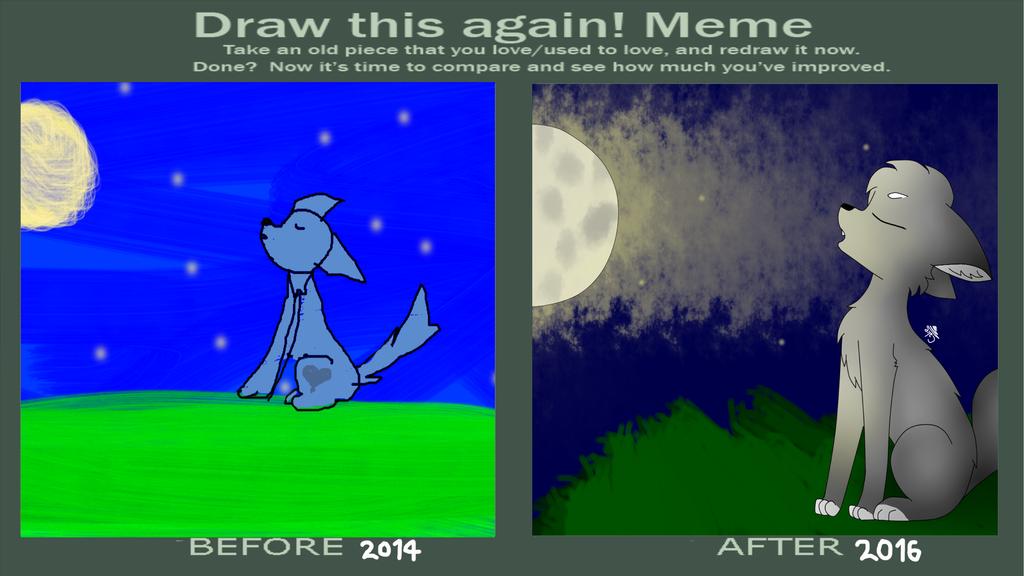 Draw this again|MEME by CutieCakie