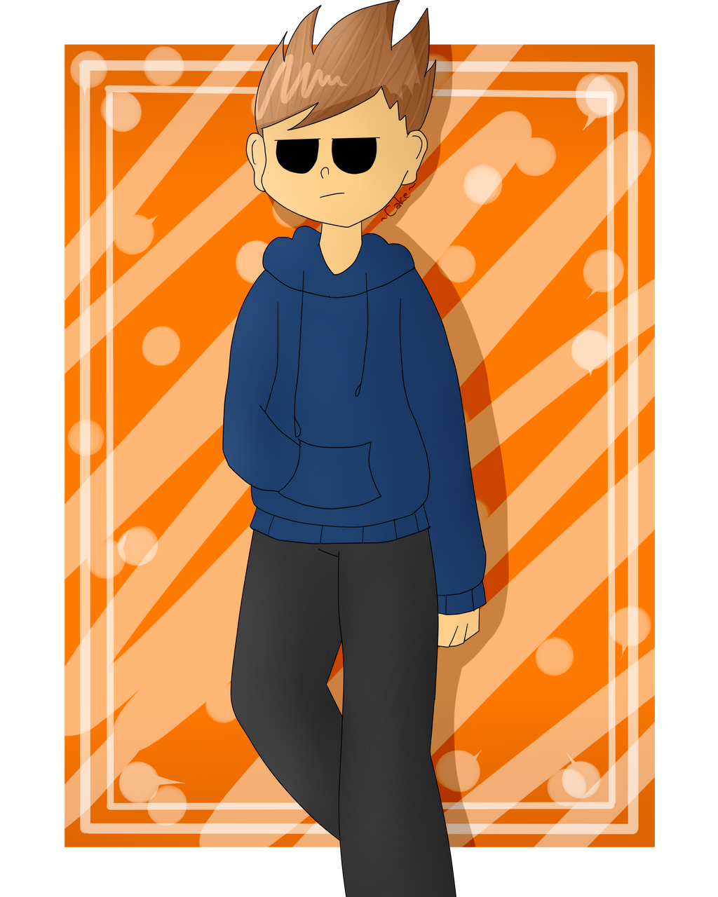 Tom (Eddsworld) by CutieCakie