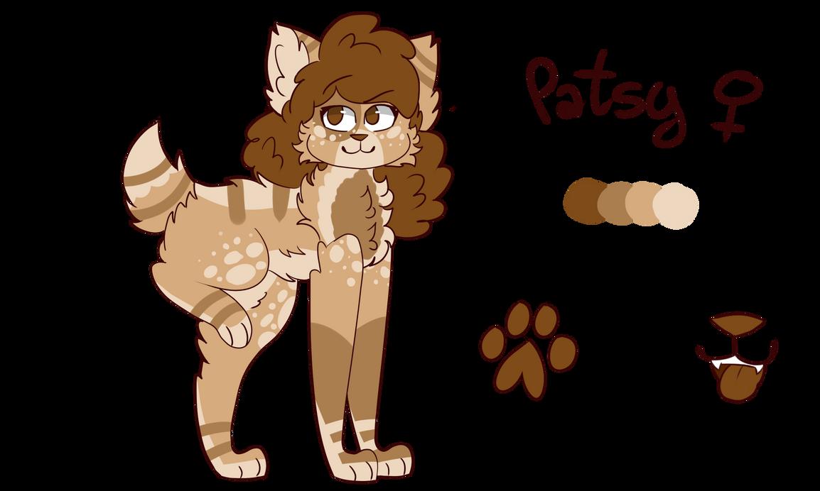 Patsy ref by CutieCakie