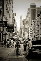 living in nyc by DerOptiker