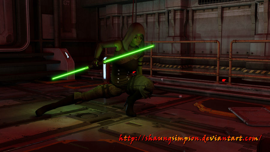 Mysh - Jedi Shadow