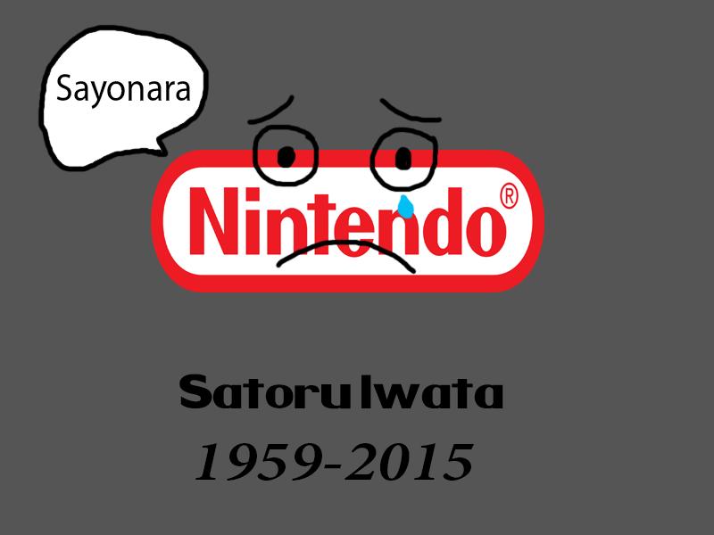 Sad Nintendo by SonicGMI-22