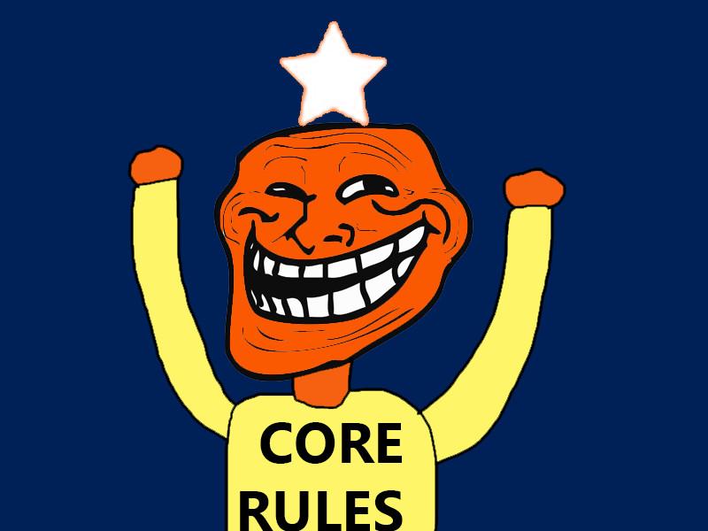 dA Core the troll. by SonicGMI-22
