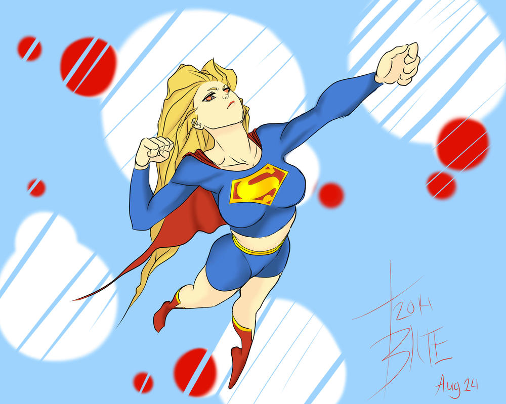 Super Girl by SuMrY