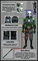 Combine Civil Protection technical sheet by DrJorus