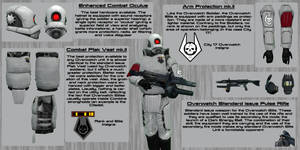 Combine Overwatch Elite technical sheet