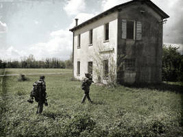 On our way (S.T.A.L.K.E.R. cosplay) by DrJorus