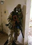 Leaning (S.T.A.L.K.E.R. Cosplay)