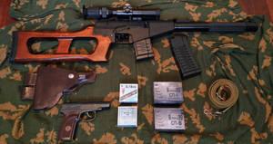 My Favourite S.T.A.L.K.E.R. Setup (Zone's Gear)