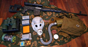 S.T.A.L.K.E.R. - Soviet Sniper