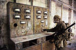 Switches (S.T.A.L.K.E.R. Cosplay)