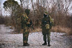 Chit Chat (S.T.A.L.K.E.R. Cosplay)