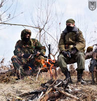 Friendly Campfire (S.T.A.L.K.E.R. Cosplay)