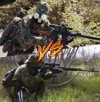 Sniper's Corner: VSS or SVD? (S.T.A.L.K.E.R.)