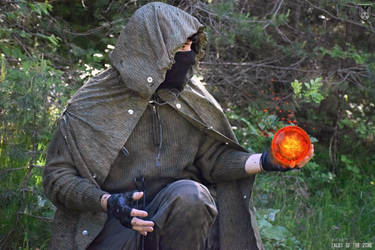 A Rookie's First Artifact (S.T.A.L.K.E.R. Cosplay)