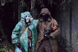 The Team (S.T.A.L.K.E.R. Cosplay)
