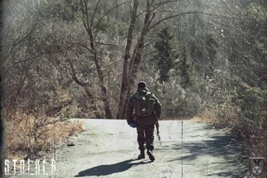 Winter Walking (S.T.A.L.K.E.R. Cosplay)