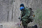 Reloading (S.T.A.L.K.E.R. Cosplay)