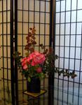 Home-made Ikebana